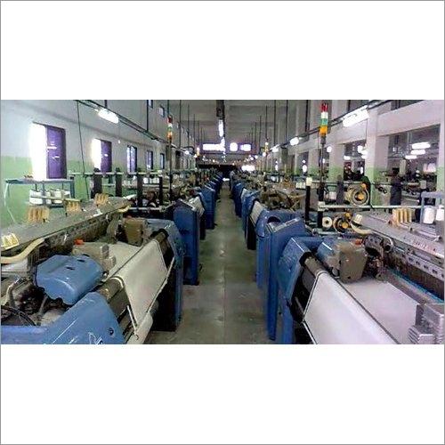 Silk Weaving Rapier Loom Machine With Dobby And Tucked Selvedge