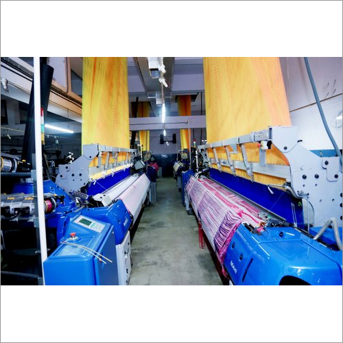 Electronic Jacquard Loom Machine