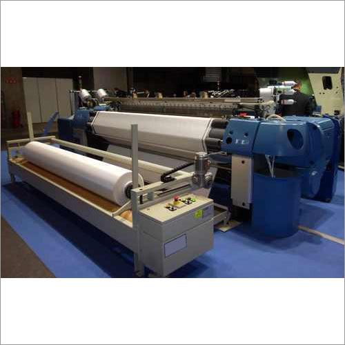 Tarpaulin Weaving Machine