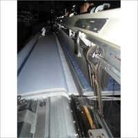 Full Width Temple Fabrics Loom Machine