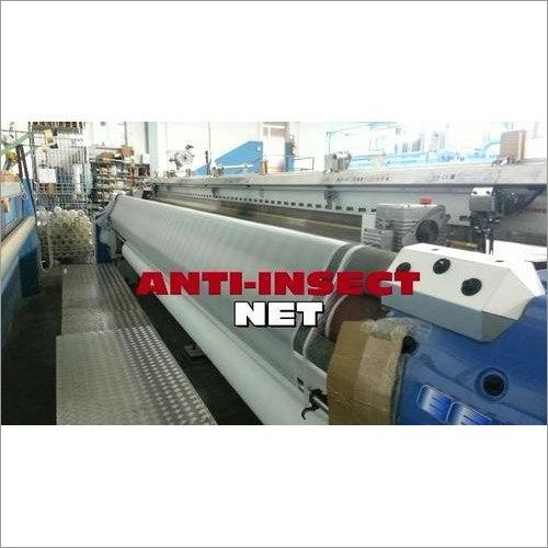 Insect Mesh Weaving Machine