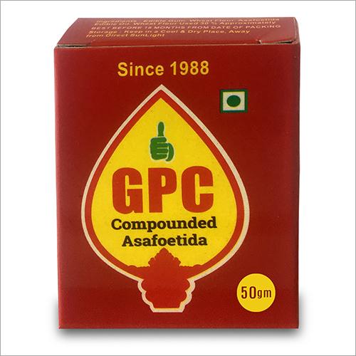 50g GPC Asafoetida Cake