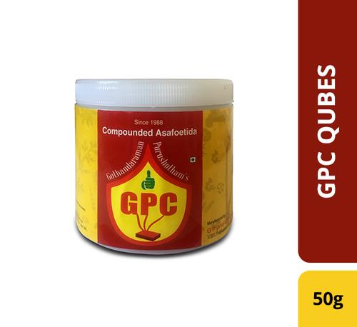200G GPC ASAFOETIDA Qubes HING CUBES