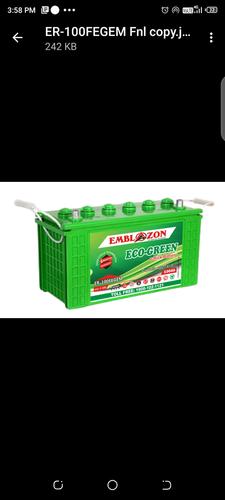E-rikswa battery