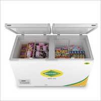 WHCF425H Double Door Western Deep Freezer Cabinet