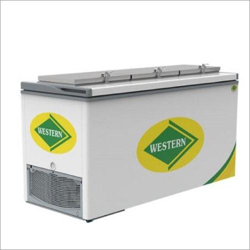 NWHF525HE-3D Western Deep Freezer Hard Top Eutecatic