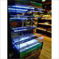 Euronova 3 Feet Super Market Plugin Chiller Display Counter