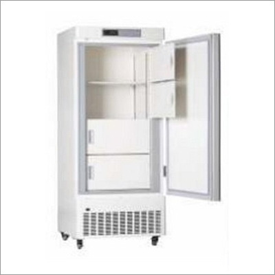 Vertical Freezer And Chiller