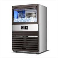 Stainless Steel Euronova Dice Ice Making Machine