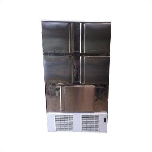 5 Door Vertical Refrigerator
