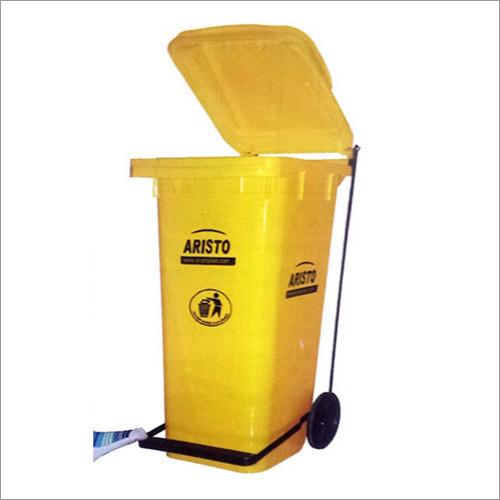 Foot Operated Wheeled Garbage Bin