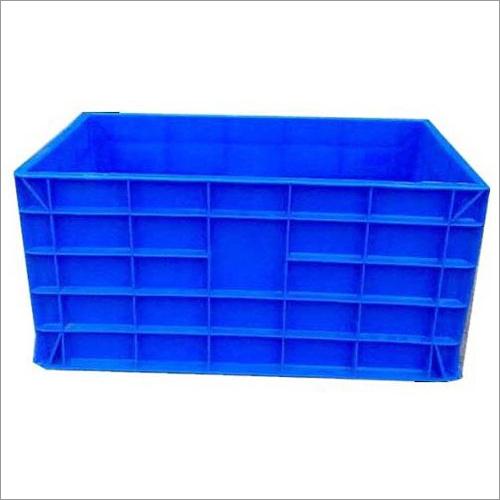 Plastic Jumbo Crate