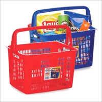 Plastic Shopping Basket For Mall