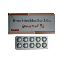 Rosuvastatin and Fenofibrate Tablets