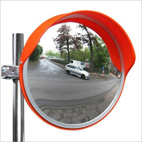 Convex Mirror Pole