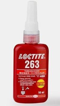 Food Grade NSF Loctite 263 Thread Locker