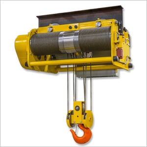 USED Electric Wire Rope Hoist