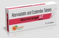 Atorvastatin and Ezetimibe Tablets