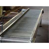 Industrial Wiremesh Belt Conveyor