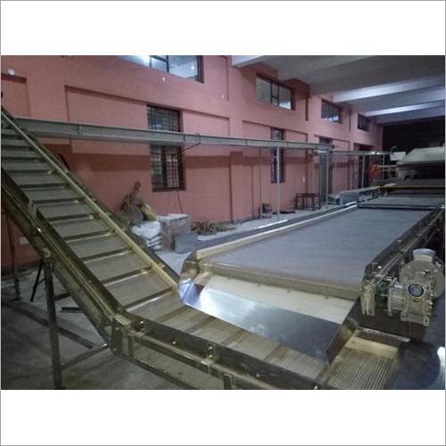 De Oiling Conveyor
