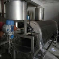 Dry Masala Feeding Machine