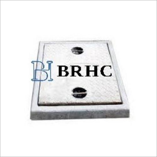 Gray Steel Fiber Reinforced Concrete Heavy Duty Manhole Covers