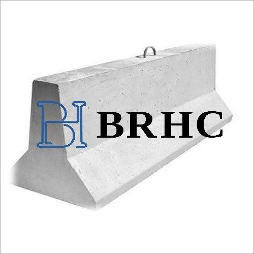BRHC Road Safety Concrete Jersey Barrier