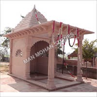 Outdoor Stone Temple