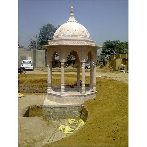 Stone Chhatri 8 Pillars