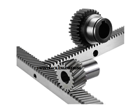 Aluminium Rack And Pinion