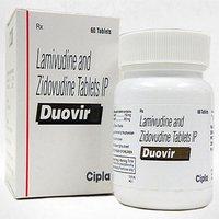 Lamivudine + Zidovudine  Tablets