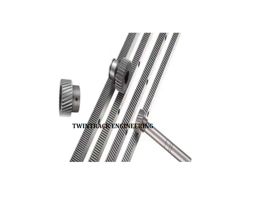 Rack And Pinion Gear Use