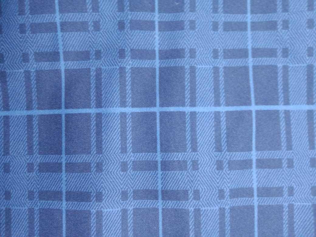 Polyester 4 way Lycra Printed Fabric