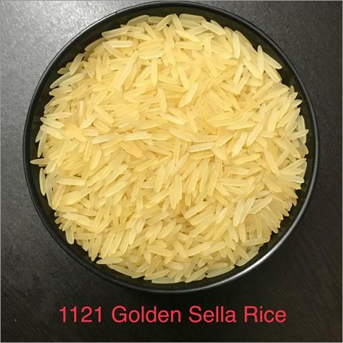 1121 Parboiled Golden Basmati Rice