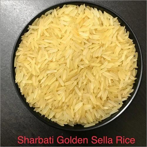 Sharbati Parboiled Golden Basmati Rice