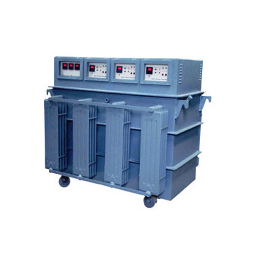 Servo Controlled AC Voltage Stabilizer Outdoor