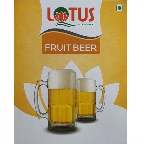 Fruit Beeer Flavors