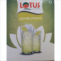 Nimbupani Beverage Flavours