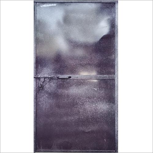 MS Hinged Door