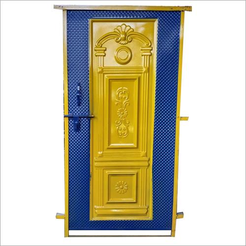 MS Embossed Door