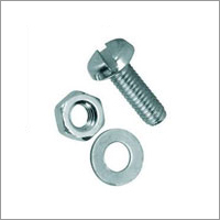 Screw Slotted