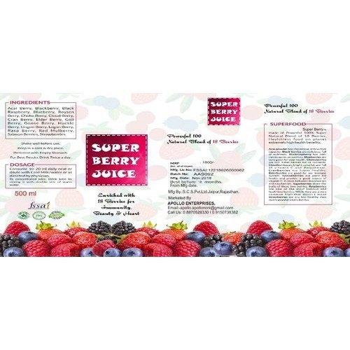 Berries Juice