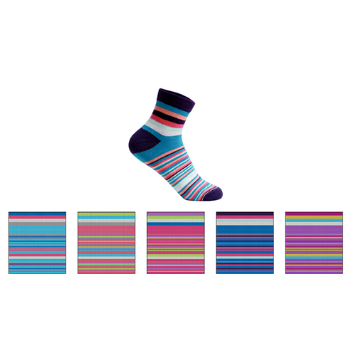 Princess Women Stripe Socks