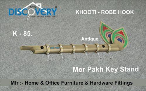 Mor Pankh Key Stand