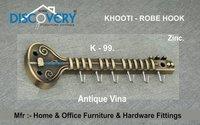 Antique Vina Key Stand