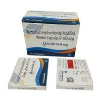 Tamsulosin hydrochloride modified release capsules
