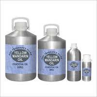 Yellow Mandarin Oil