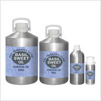 Basil Sweet Oil