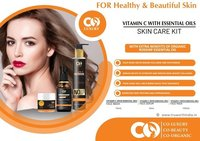 CO LUXURY VITAMIN C  SKIN CARE KIT