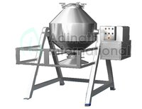 Laboratory Double Cone Blender